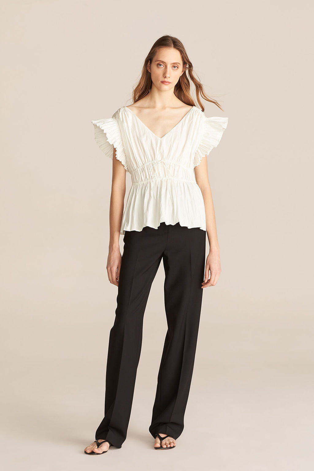 Broomstick Blouse