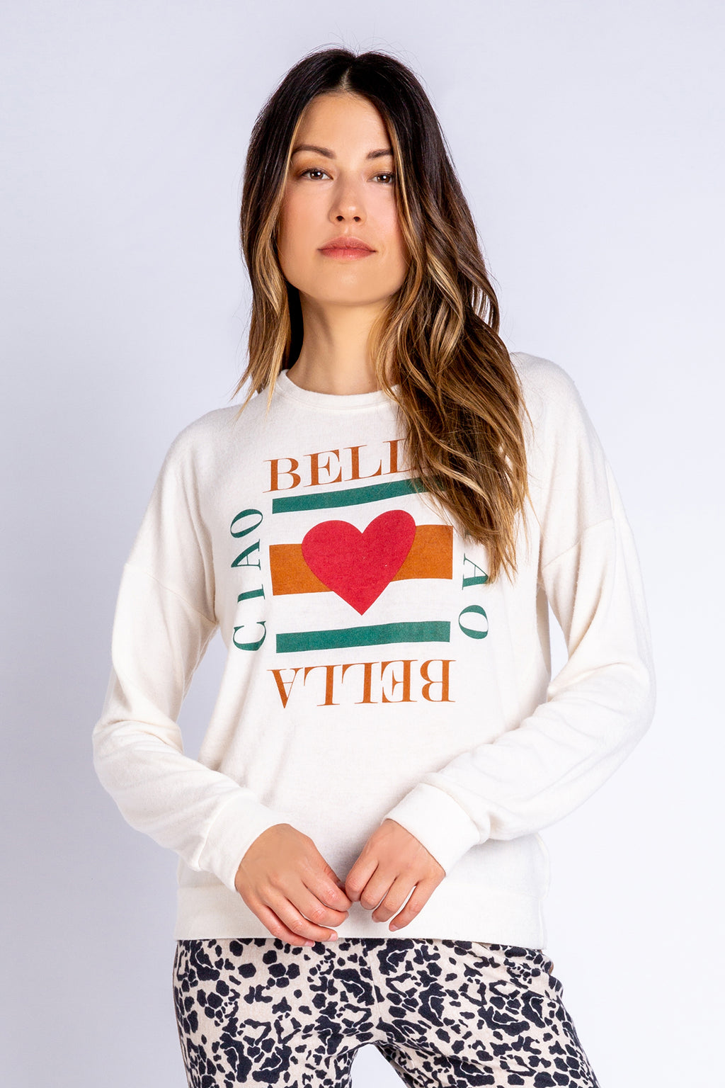 Long Sleeve Top Ciao