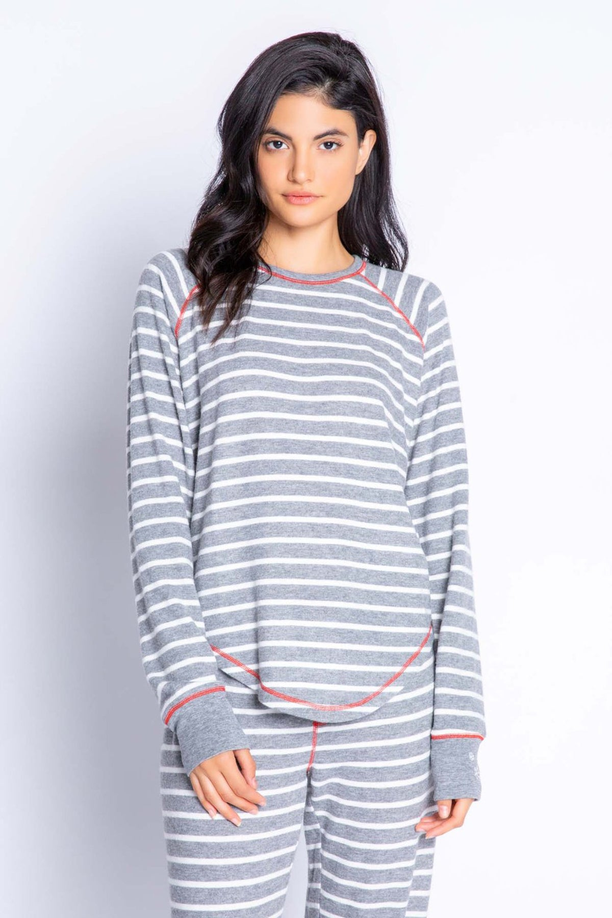 Joyful Long Sleeve Top