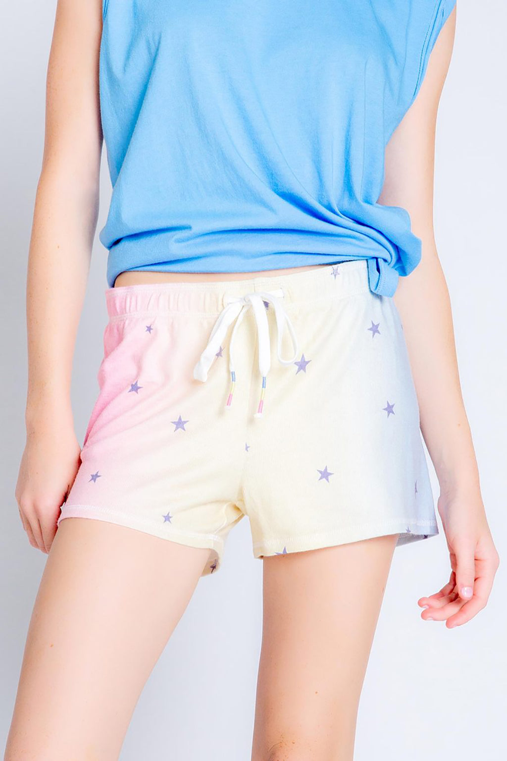 Star Ombre Short
