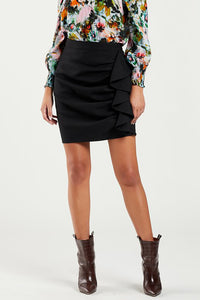 Rachel Ruched Skirt
