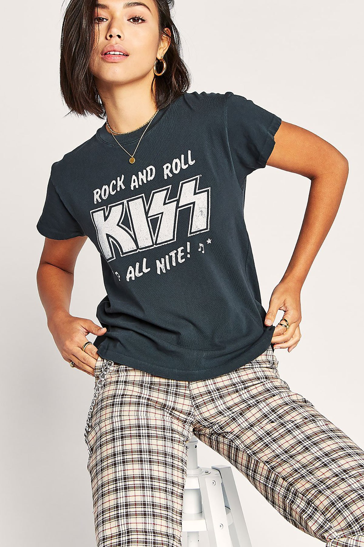 Kiss All Nite Tour Tee