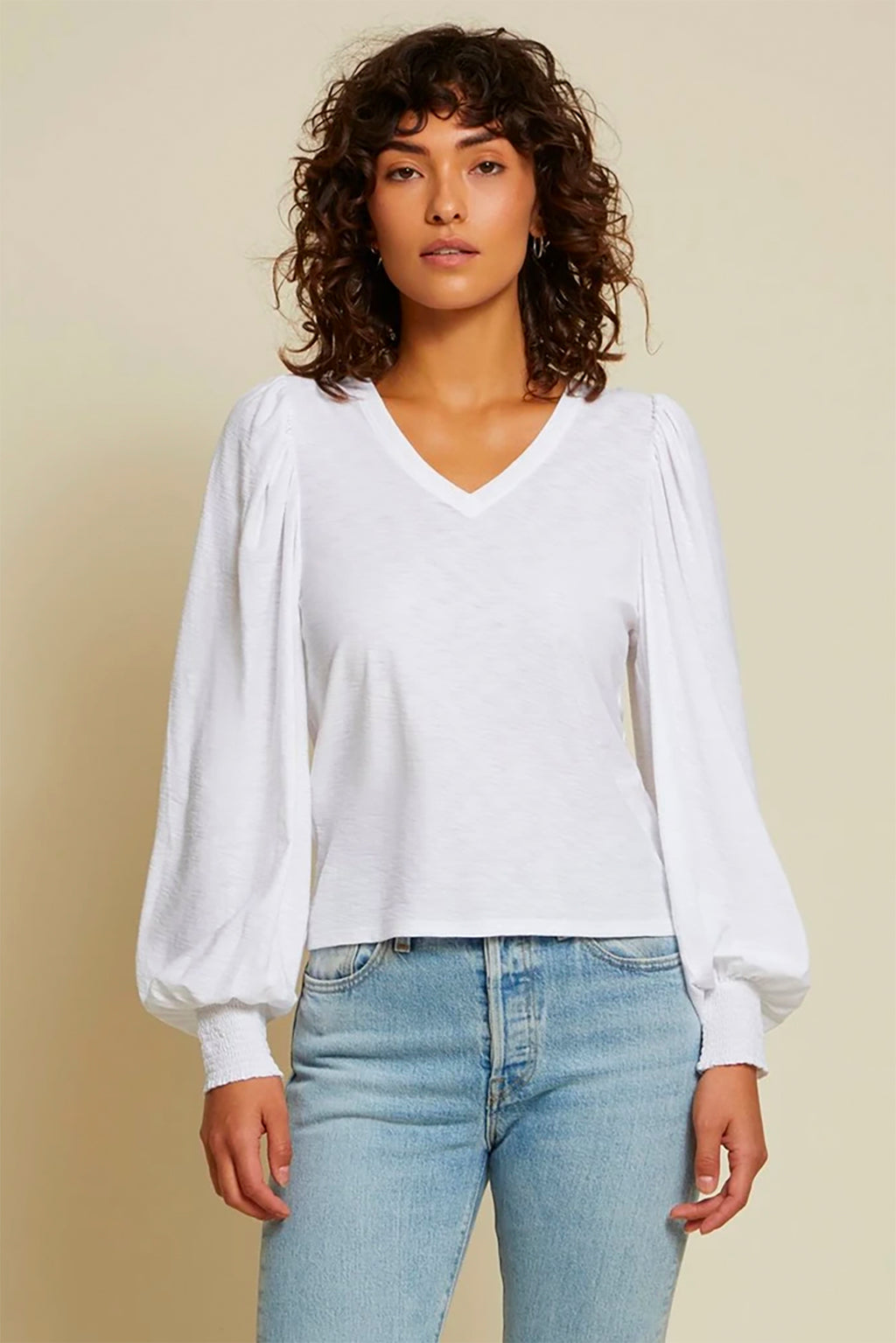 Tabitha Full Sleeve V-Neck
