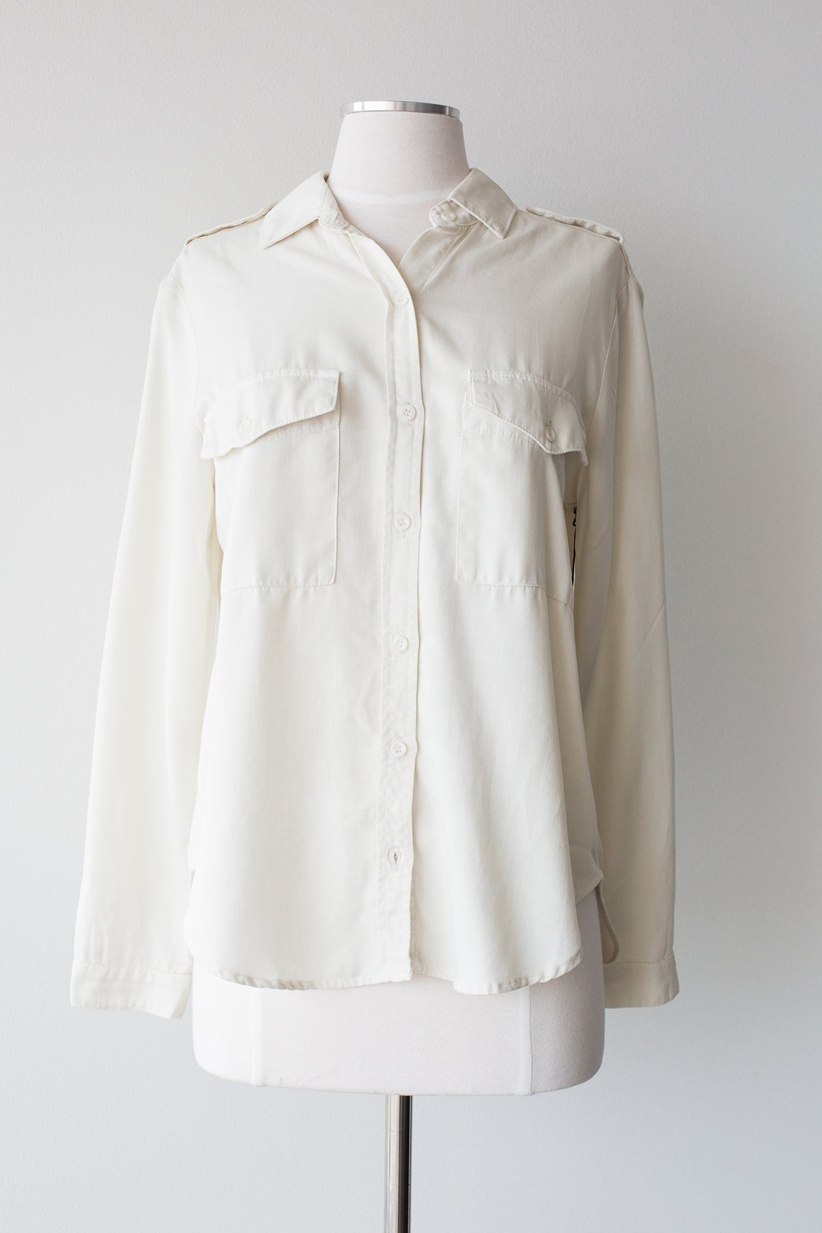 Patch Pocket Utility Shirt