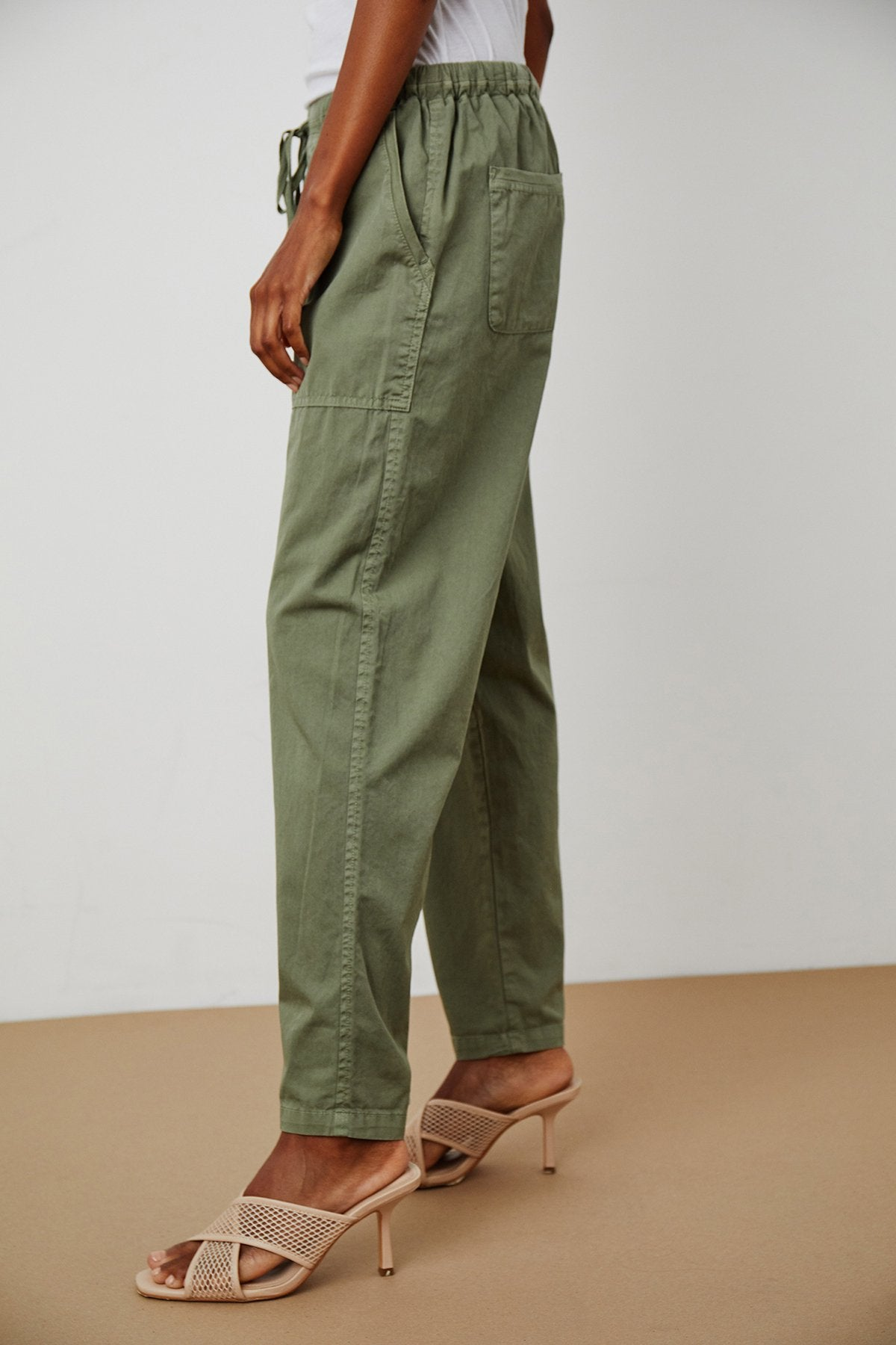 Cotton Twill Pant