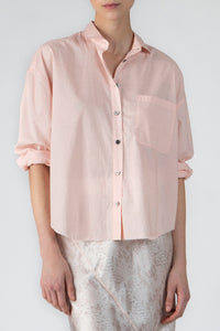 Cotton Crosshatch Shirt