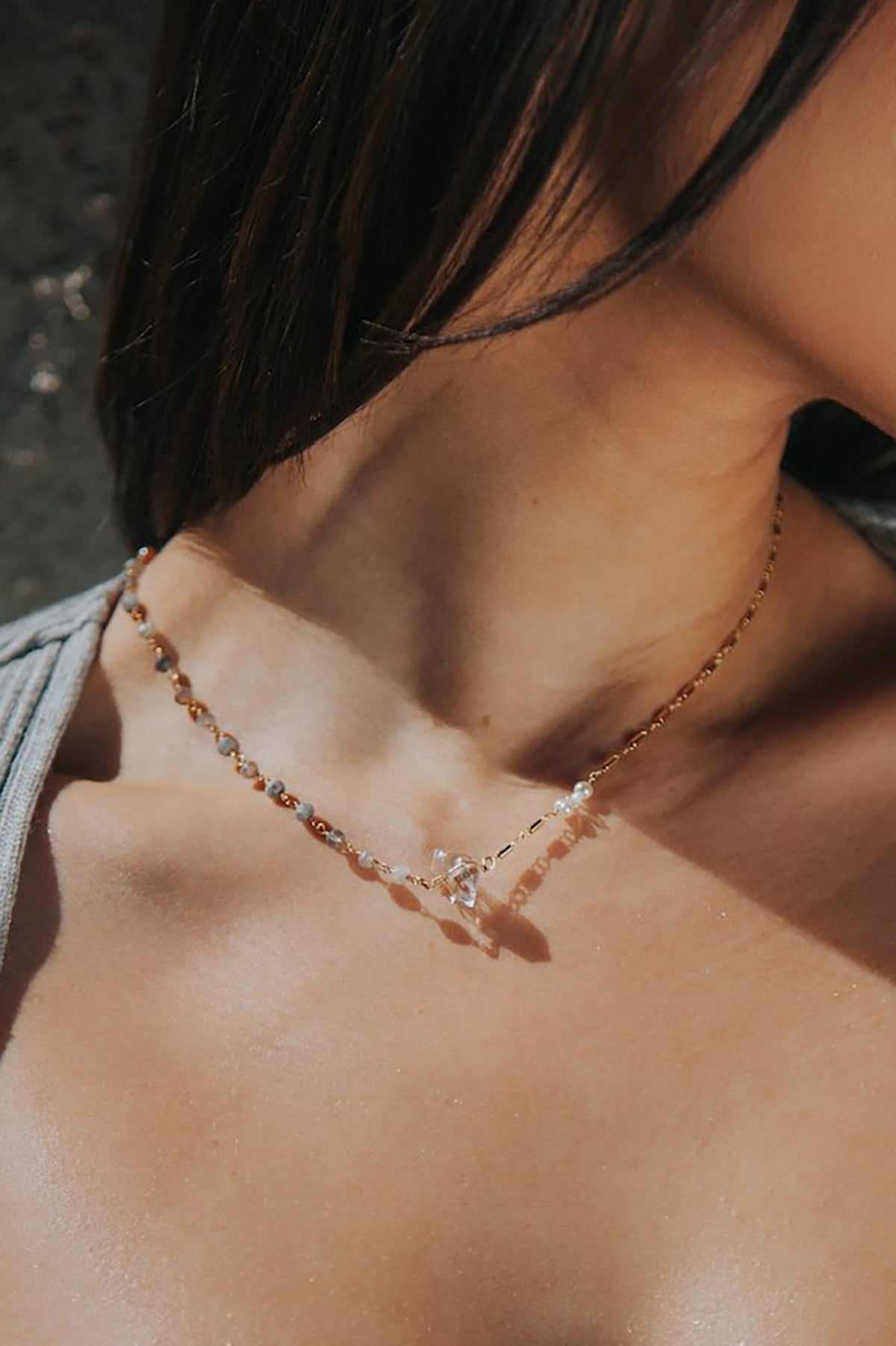 Feels Necklace