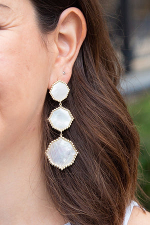 Signature Statement Earring