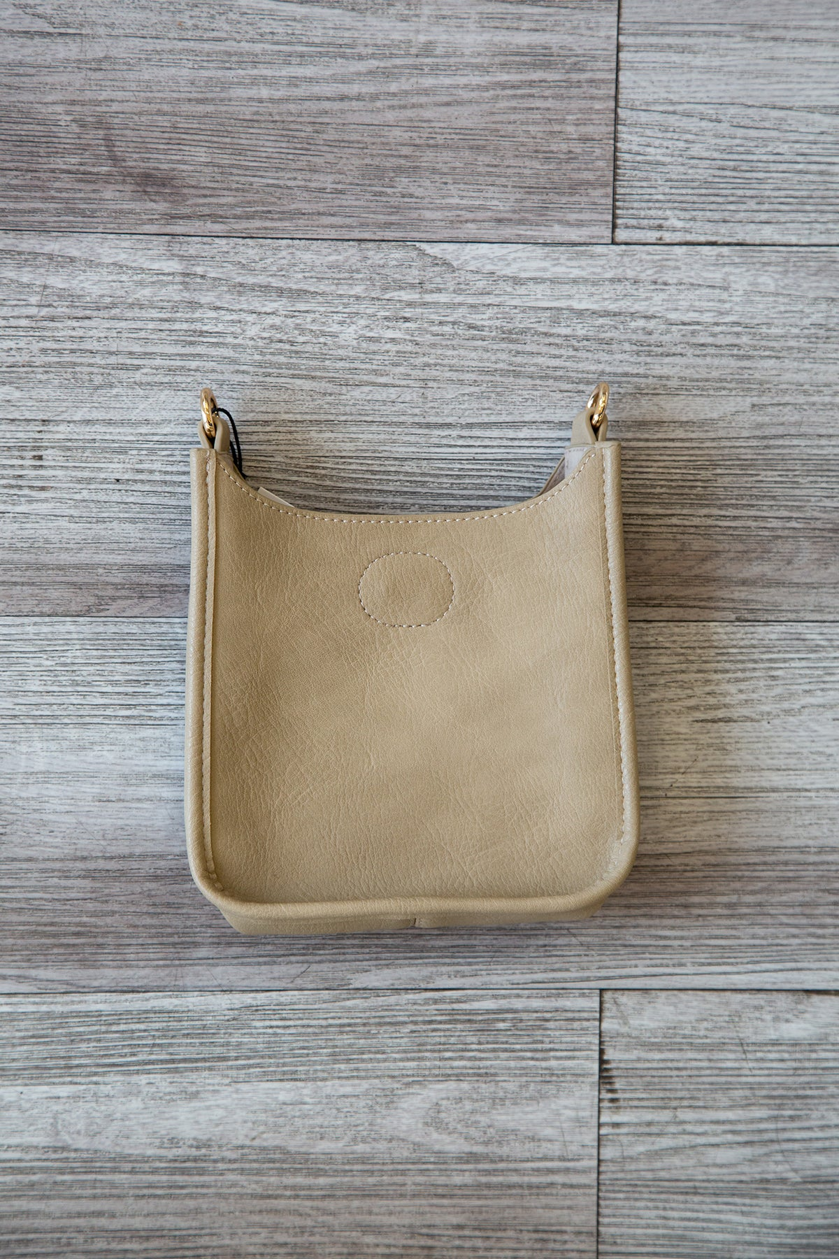 Petite Vegan Messenger Without Strap