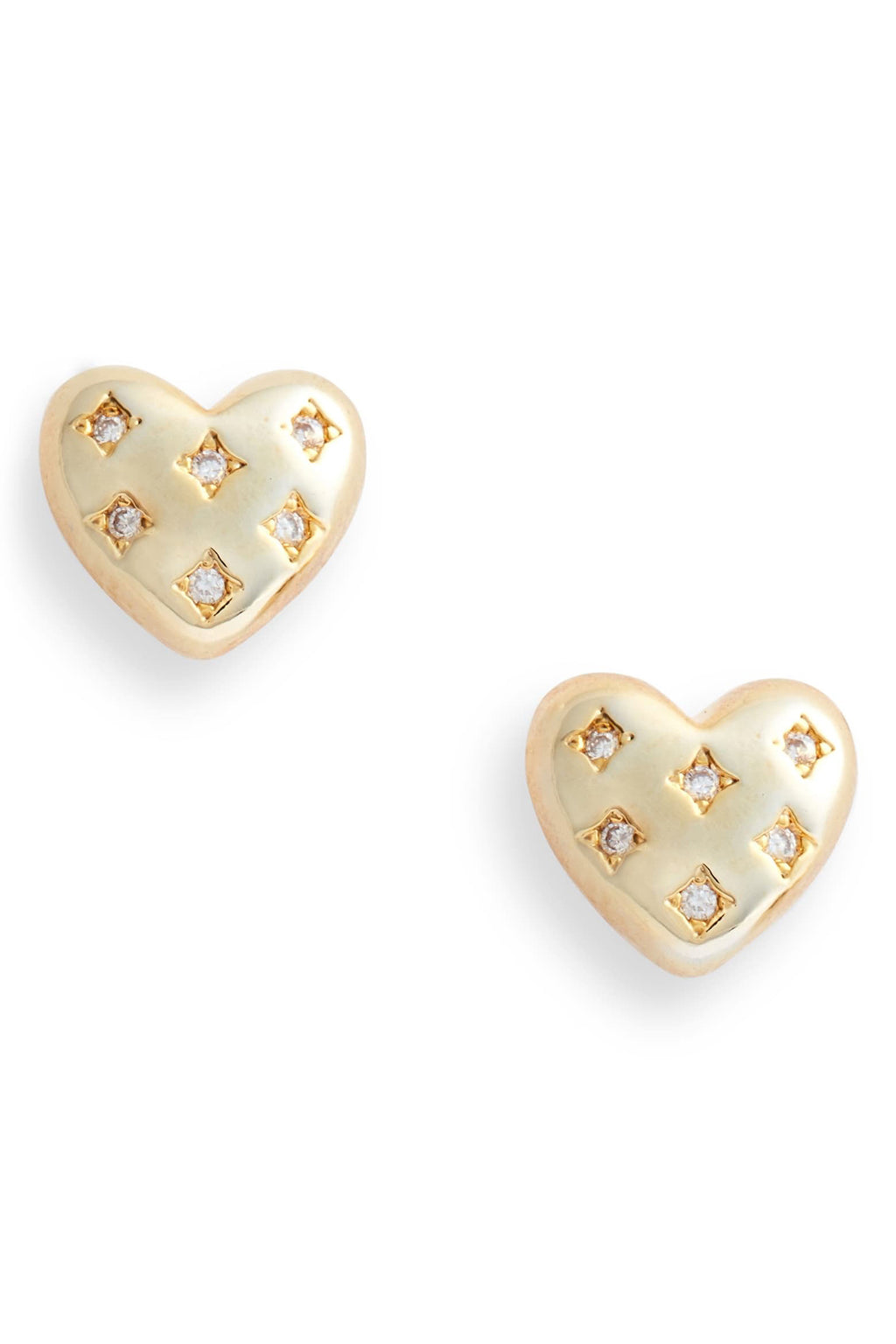 Queen Of Hearts Stud