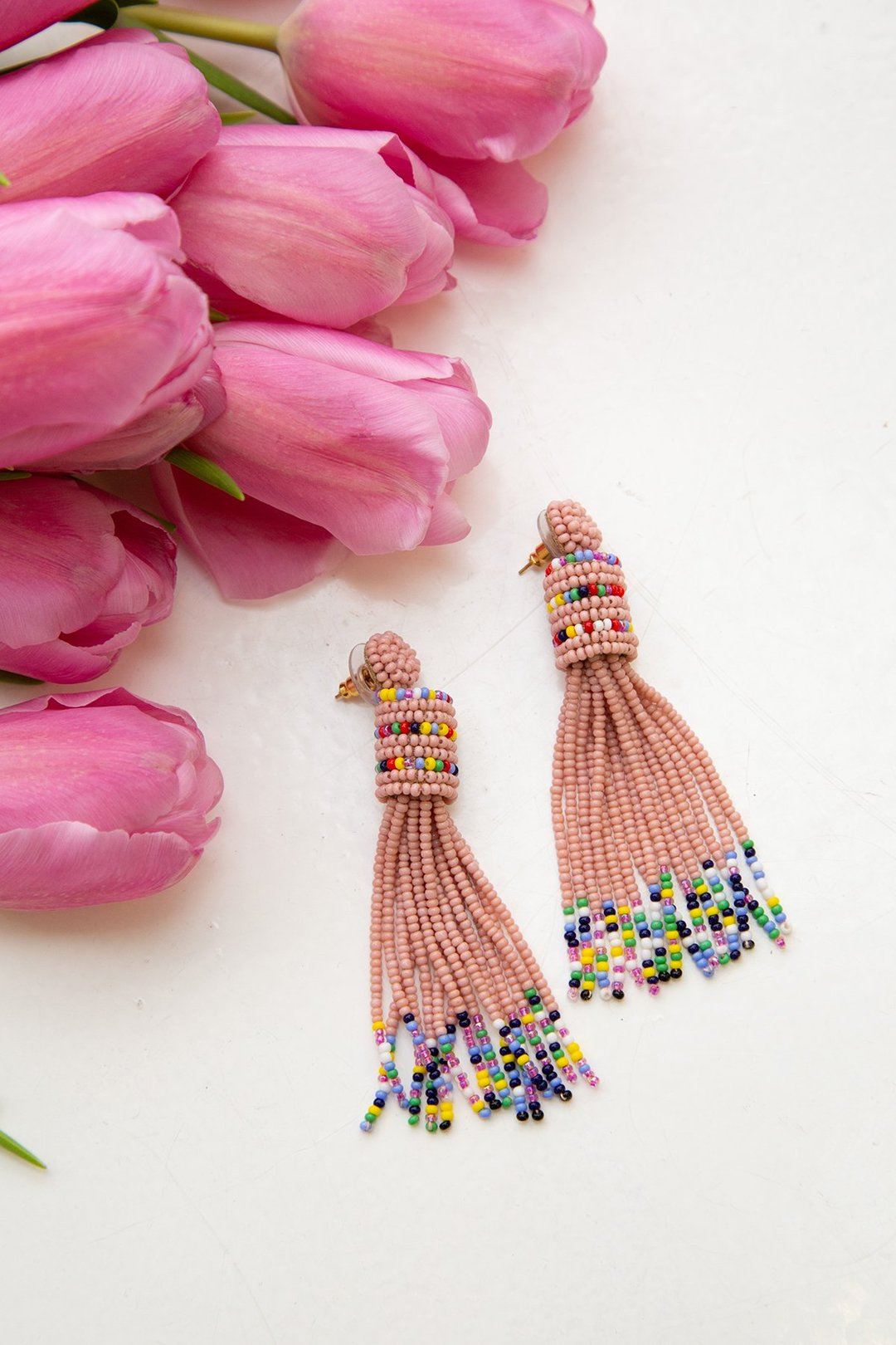 Emie Beaded Earrings