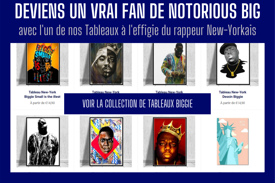 Image tableaux notorious big