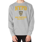 Sweat New-York NYPD gris