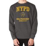 Sweat New-York NYPD gris foncé