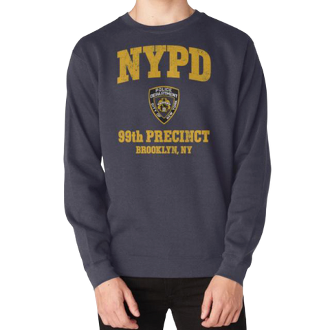 Sweat New-York NYPD navy