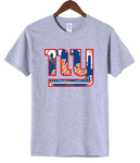 T-Shirt New-York Giants Mets Gris