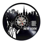 Horloge New-York Monuments | Le Coin du New-Yorkais