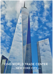 Poster Métal One World Trade Center