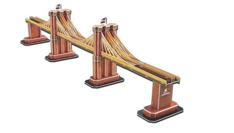Puzzle 3D New-York Brooklyn Bridge | Le Coin du New-Yorkais