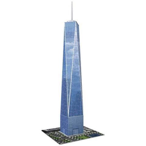 Puzzle 3D New-York One World Trade Center | Le Coin du New-Yorkais