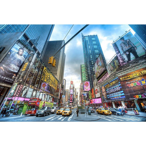 Puzzle New-York Time Square | Le Coin du New-Yorkais
