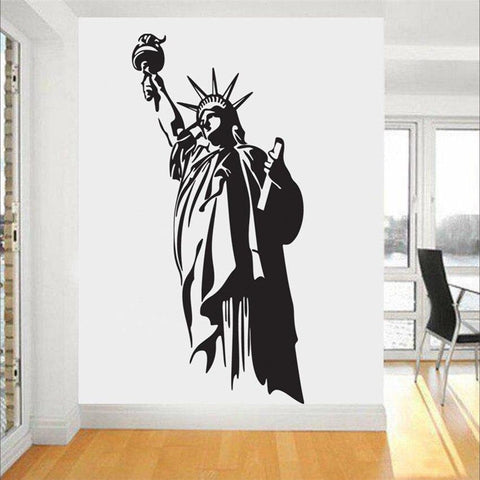 Sticker New-York Lady Liberty | Le Coin du New-Yorkais