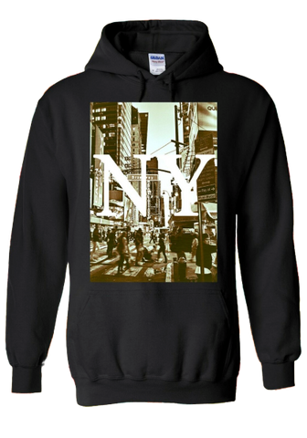 Sweat New-York Rétro Vintage | Le Coin du New-Yorkais