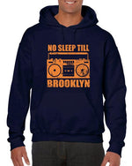 Sweat New-York Boombox Brooklyn | Le Coin du New-Yorkais