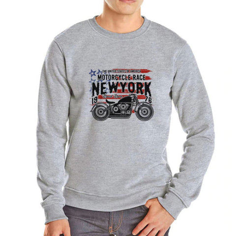 Sweat New-York Moto | Le Coin du New-Yorkais