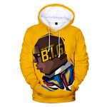 Sweat New-York Notorious BIG Cartoon | Le Coin du New-Yorkais
