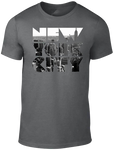 T-Shirt New-York Skyline Rétro | Le Coin du New-Yorkais