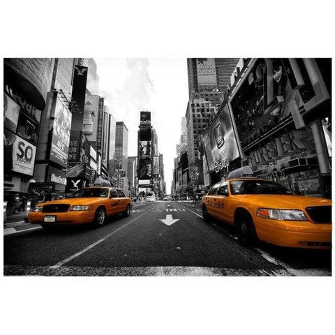 Tableau New-York Taxi Times Square