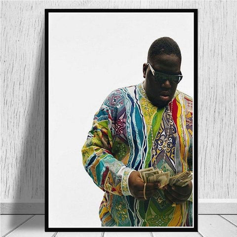 Tableau New-York Notorious Big 90 | Le Coin du New-Yorkais