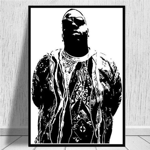 Tableau New-York Notorious BIG | Le Coin du New-Yorkais