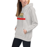 California Burrito Youth Heather Grey Hoodie