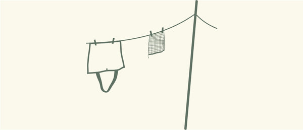 Hand to dry