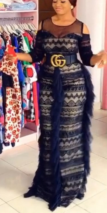 Ohemaa Ceremony Dress - African Ceremony Dress | Slay Afriq