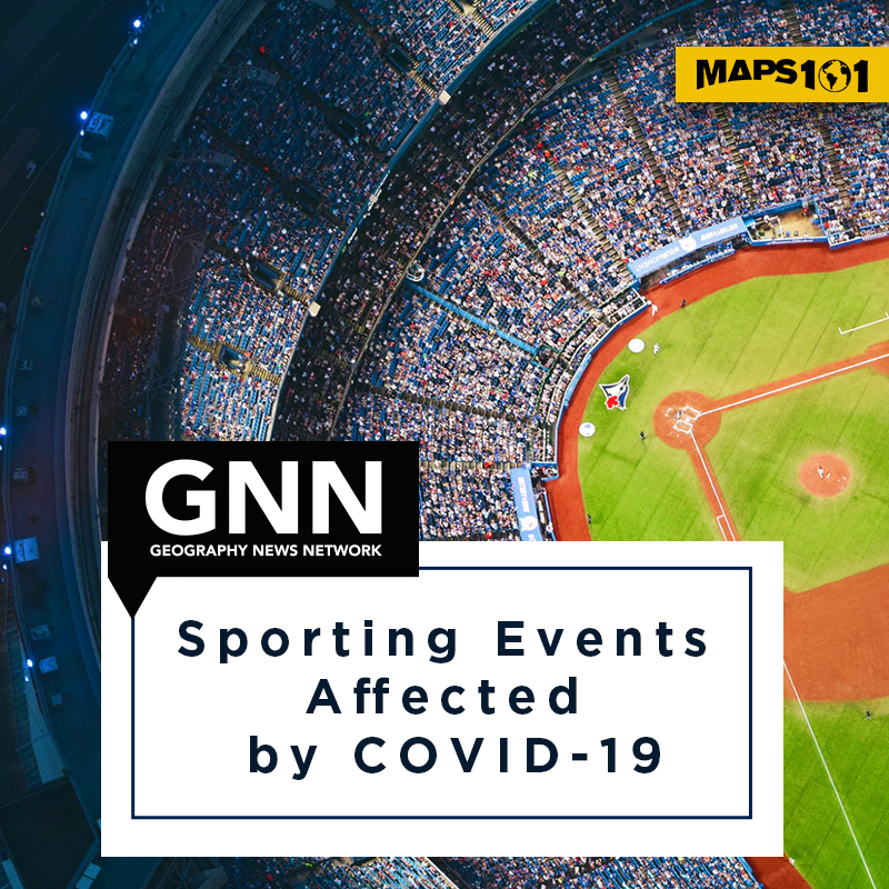 Sporting Events Affected by COVID-19