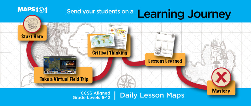 Distance Learning: LessonMaps Week 2
