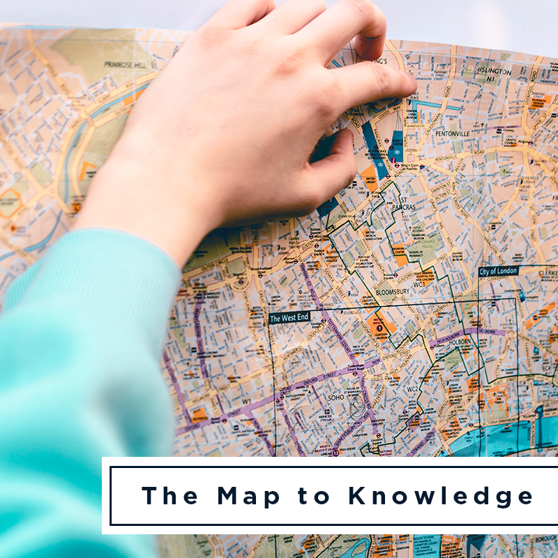 The Map to Knowledge