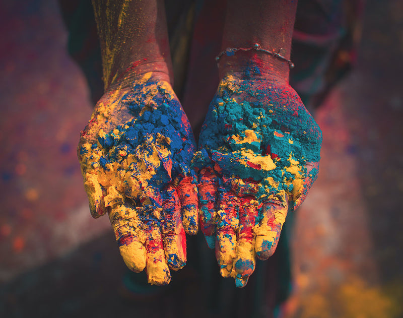 Celebrating Holi, the Festival of Colors