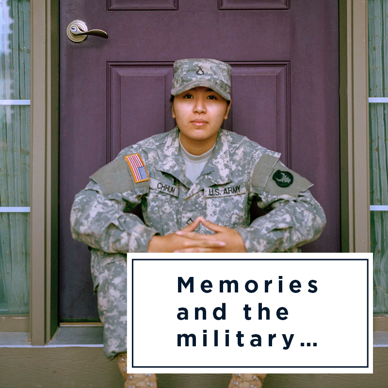 Memories and the Military