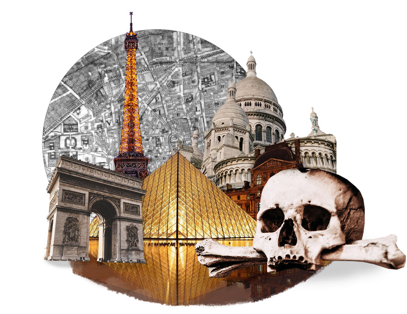 The Illegal Task of Mapping the Paris Catacombs