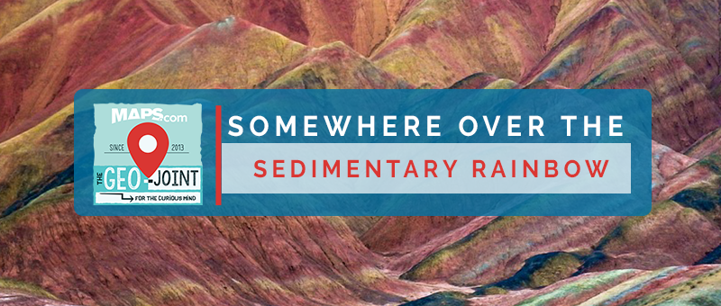 Geo-Joint: Somewhere Over the Sedimentary Rainbow