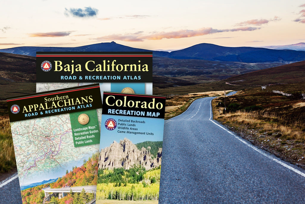 Benchmark Road and Recreation Atlas