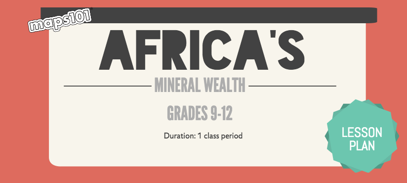 Africa's Mineral Wealth