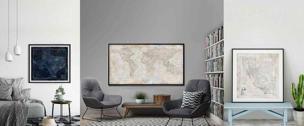 Explore New Maps for the Home