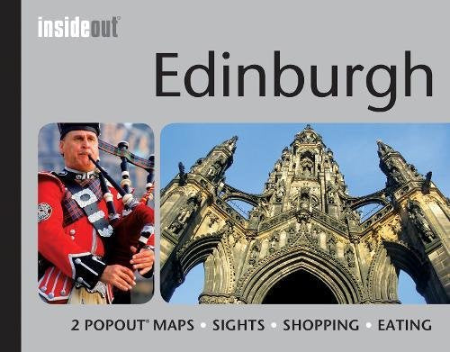 Cover of Edinburgh Inside Out Guide