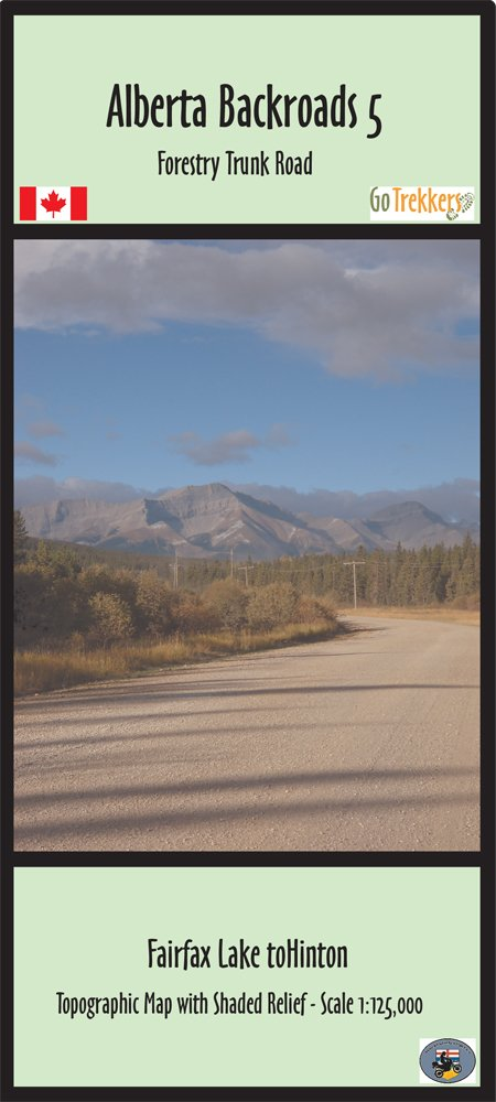 Cover of Alberta Backroads 5