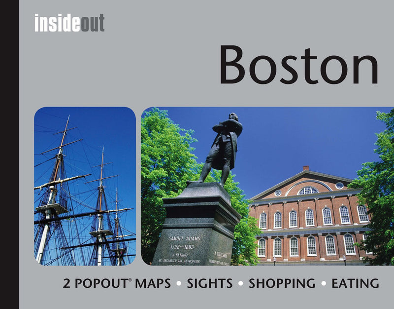 Cover of Boston Inside Out Guide